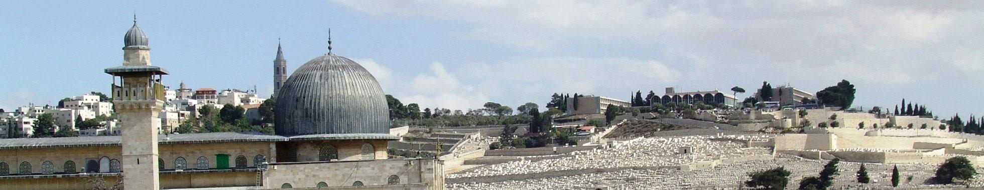 Jerusalem Mount of Olives - Tours from Ashdod Port