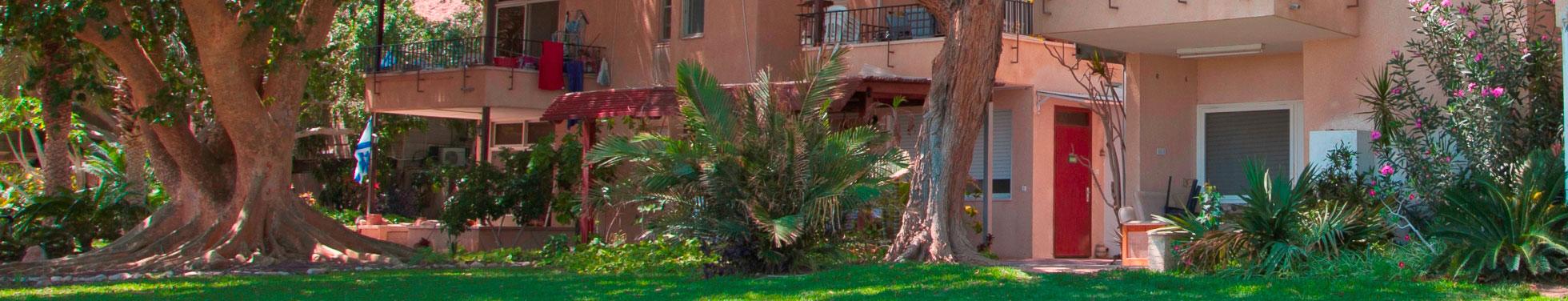 Kibbutz Lodging (C) GoIsrael.com
