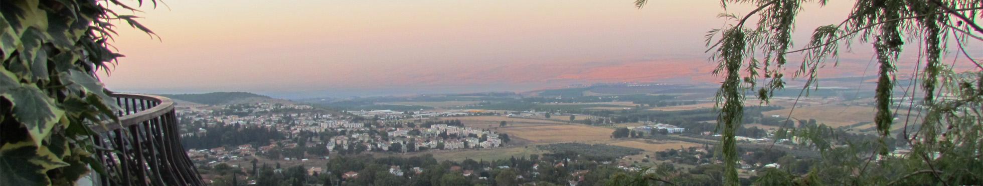 Galilee & Golan