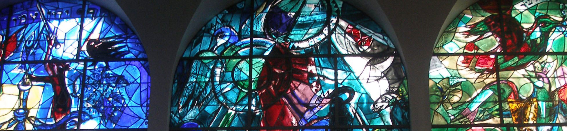 Chagall Windows (c) Photo GoIsrael