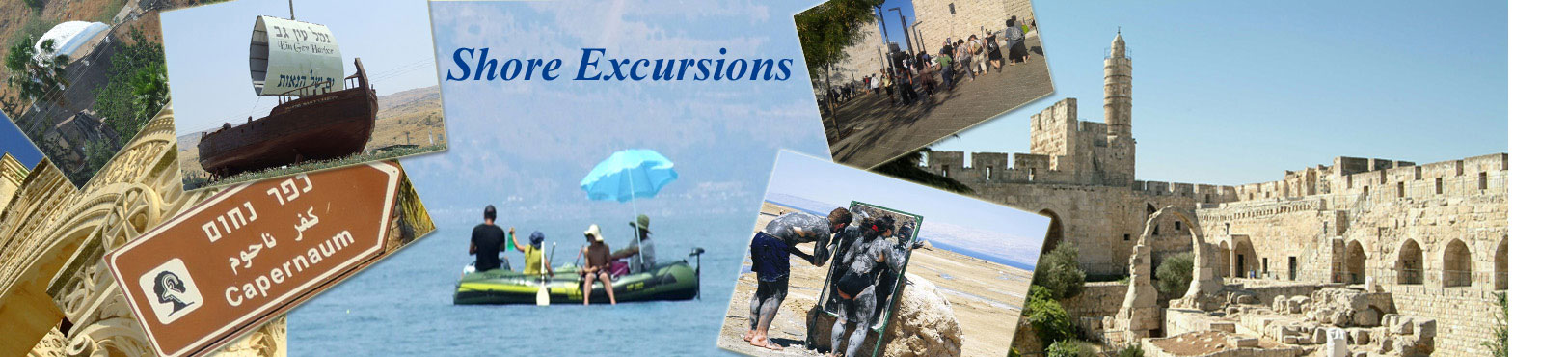 Israel Shore Excursions