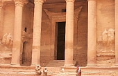 "Massada, Dead Sea & Petra - 2 days ""combo tour"""
