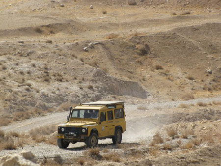 Private Jeep Tour from Jerusalem