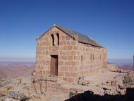 The Chapel on Mount Sinai