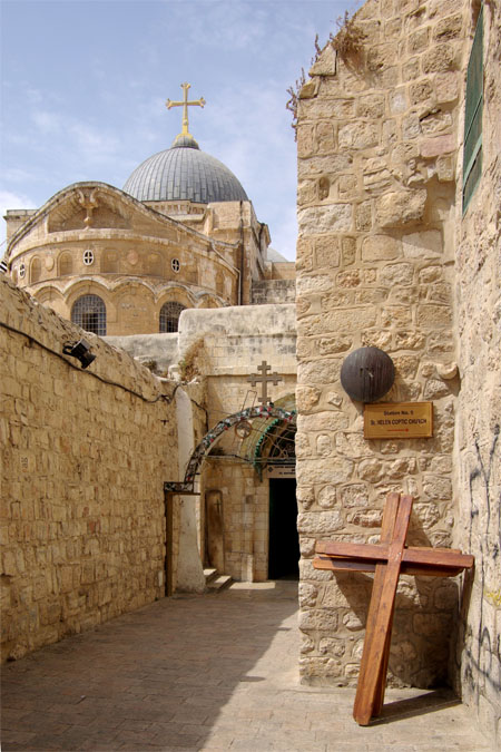 Via Dolorosa - Photo (C) GoIsrael