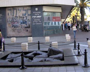 rabin square architecture