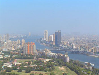 View of Cairo - Photo by Samer Bassam
