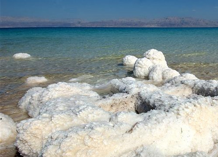 The Dead Sea (c) GoIsrael