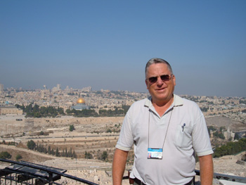 Gadi Bar Shalom-Tour guide