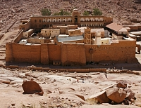 Monastery of Saint Catherine - Photo (C) Nature Travel