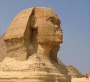 Sphinx - Photo by unknown
